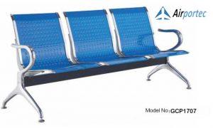 harga kursi tunggu stainless 4 dudukan GCP1707