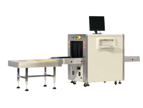 Beli X-ray bagasi scanner murah di indonesia model APSF6040