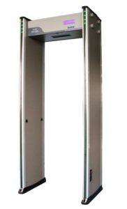 Beli walk through metal detector berkualitas di surabaya AP600